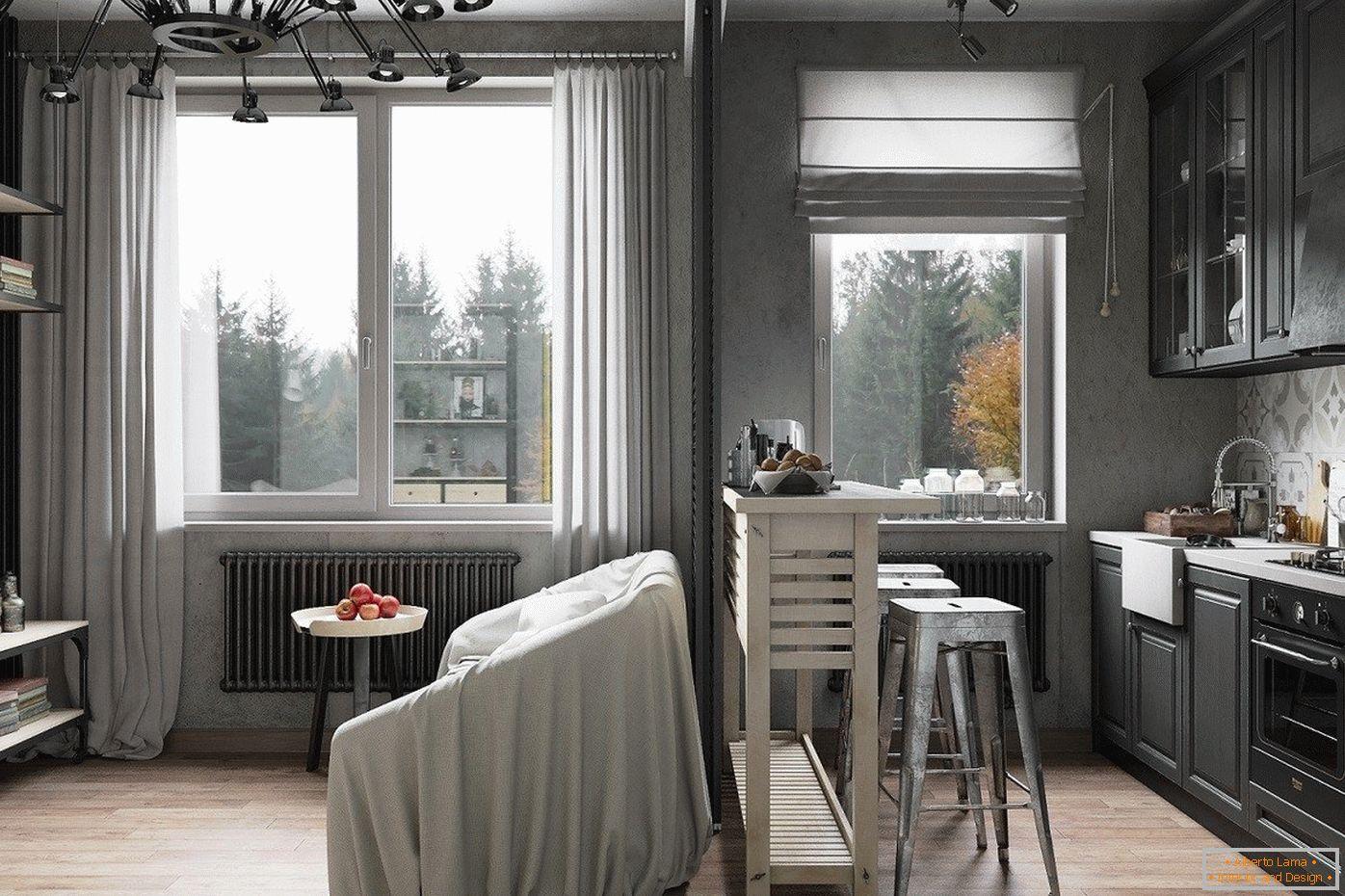 30 Beispiele Von Kuche Wohnzimmer Fur 20 Quadratmeter Meter