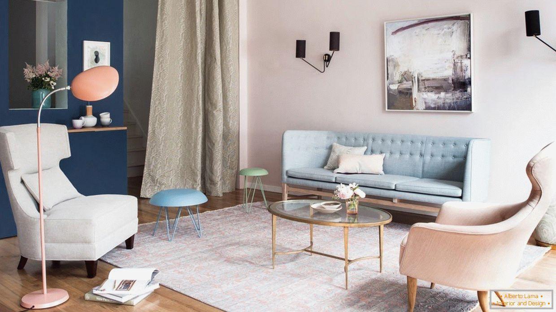 50 Ideen Von Pastelltonen Im Innenraum