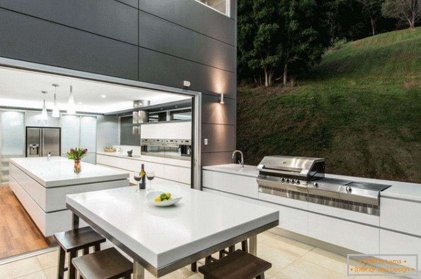 Moderne Sommerküchen : 8 ideen für eine luxuriöse sommerküche für ihr ferienhaus