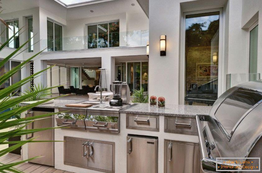 Sommerküche Hr : Ideen für eine luxuriöse sommerküche für ihr ferienhaus