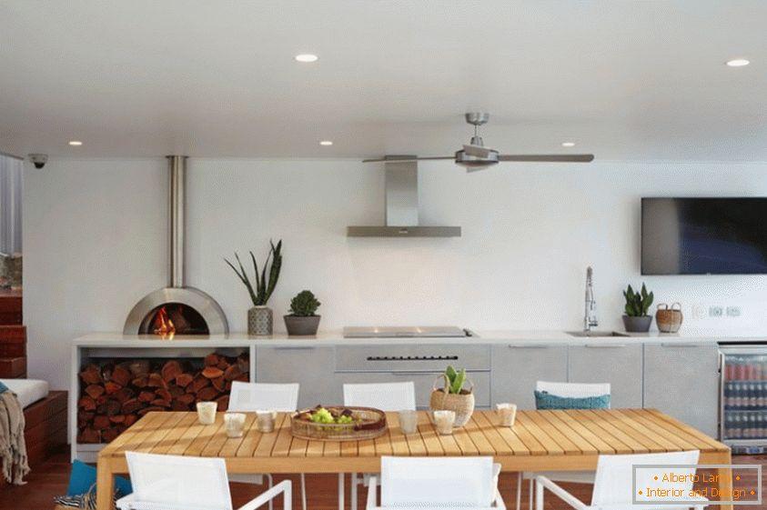 Sommerküche Möbel : Ideen für eine luxuriöse sommerküche für ihr ferienhaus