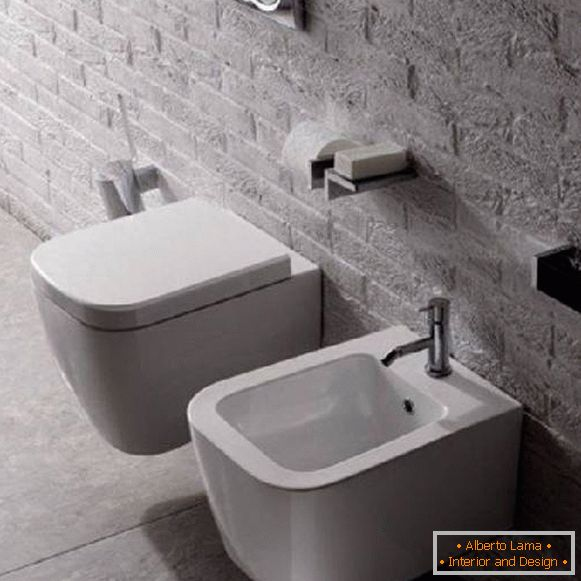 Bezobodkovy toilette - 31 fotos von modernen modellen