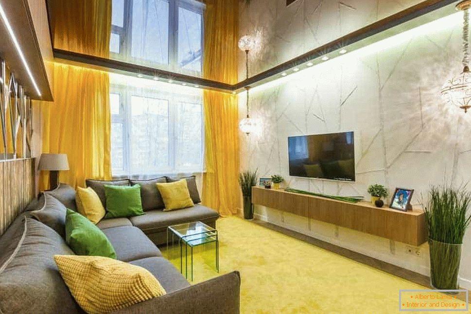 Design Wohnzimmer 20 Qm Mit Einem Fenster 30 Fotos