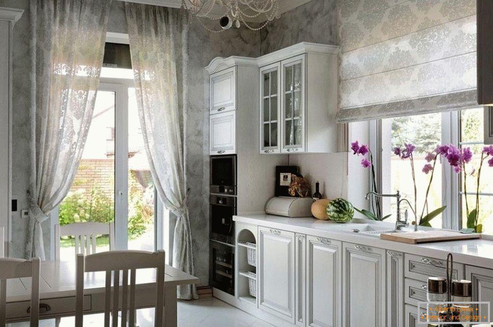 Design-küche im stil der provence +65 foto