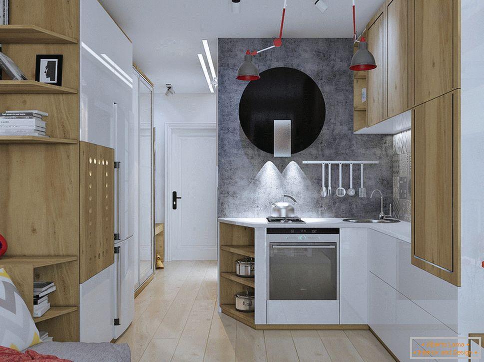 Design Von Wohnungen 30 Quadratmetern M Einzigartige Ideen