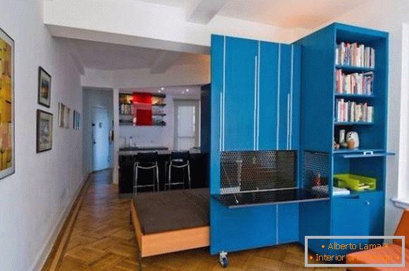 Home Design Ideeen : Ein zimmer apartment design moderne fotos und ideen von