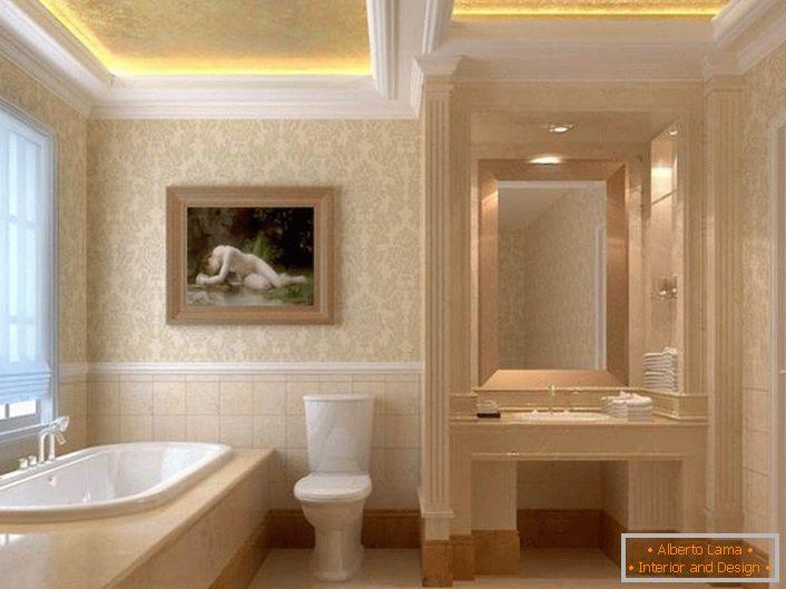 Spektakulares Badezimmer Im Jugendstil 60 Moderne