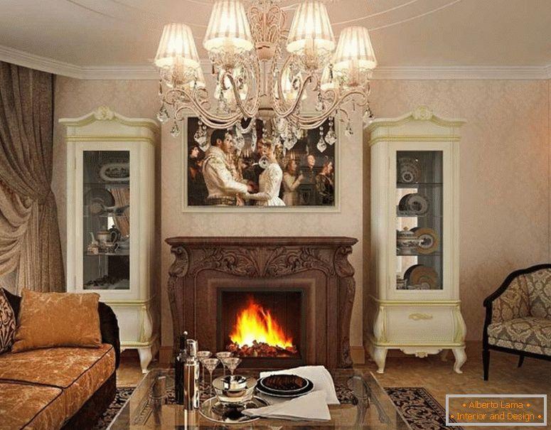 Wohnzimmer im klassischen stil - 100 fotos von design-ideen