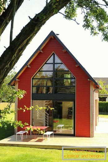 Interieur Fur Ein Kleines Holzhaus Ein Puppenhaus Aus Der