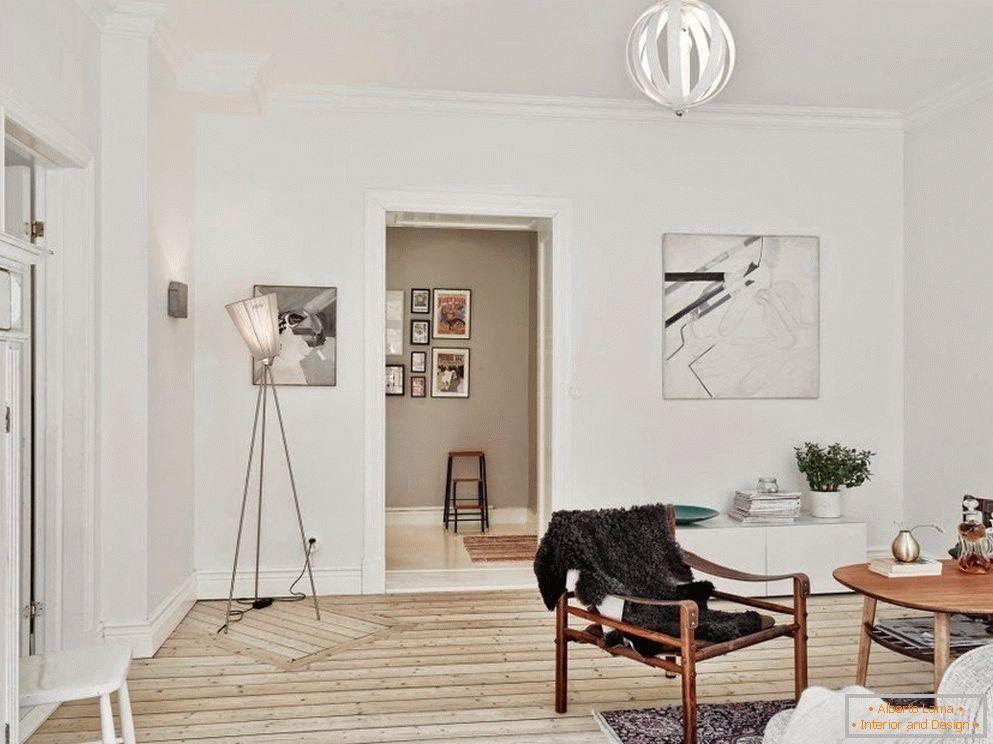 Innenraum des modernen wohnzimmers - 100 fotos von ideen