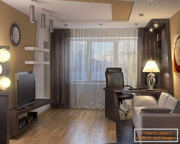 Wie Man Möbel In Einer Einzimmerwohnung Für Maximalen