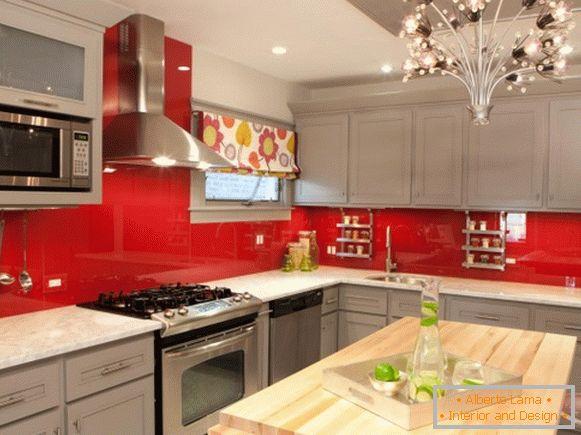Welche farbe für wände in der küche wählen?