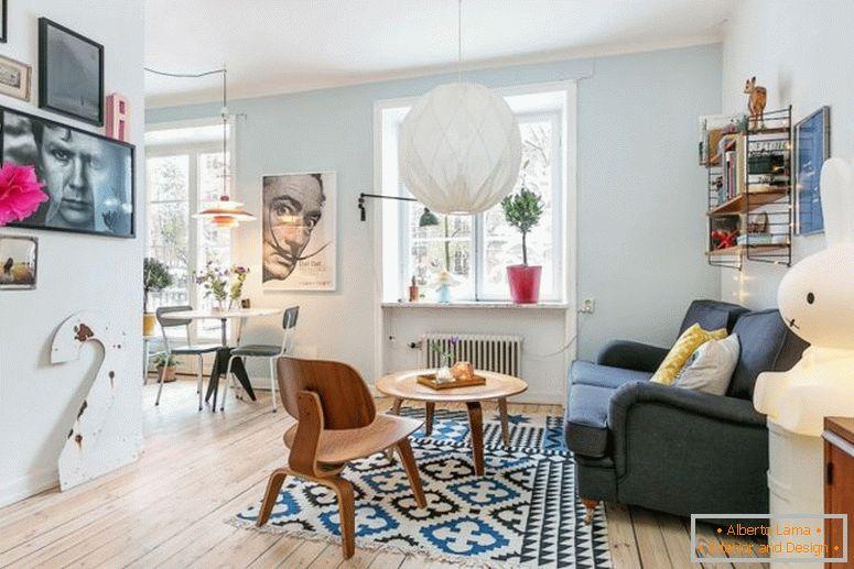 Küche kombiniert mit wohnzimmer - 75 foto design