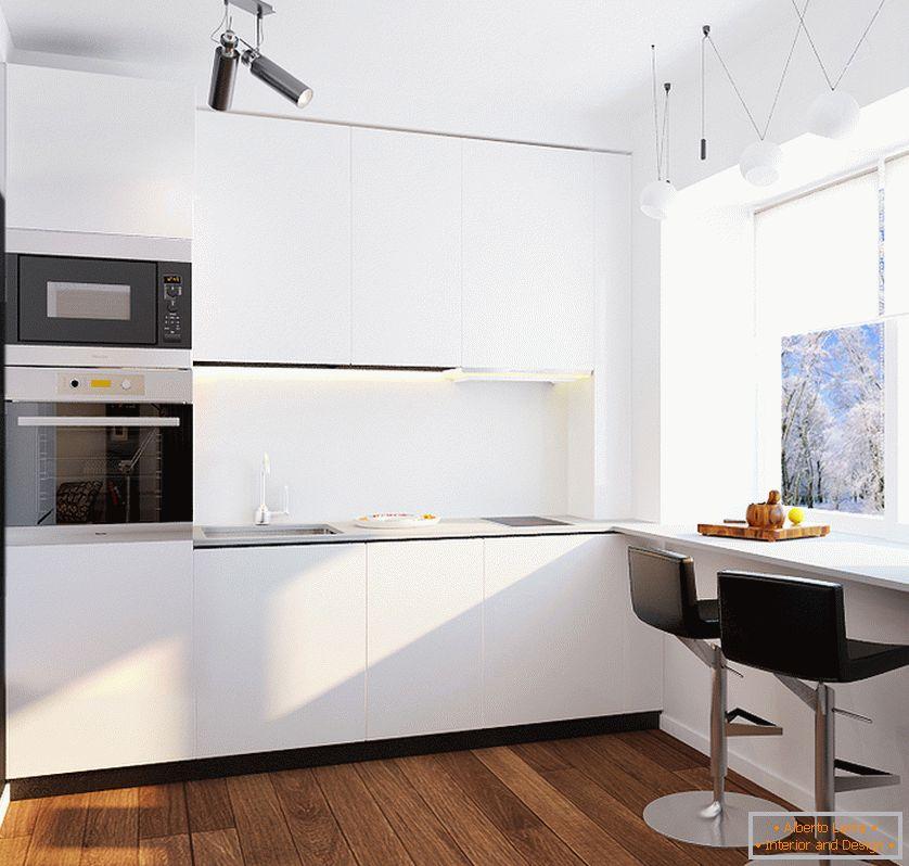 Kleine küchen - 35 fotos von küchen im innenraum. schöner