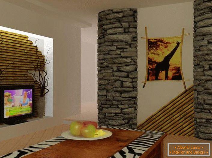 Design Von Wohnzimmern Im Ethnischen Stil 69 Innenideen