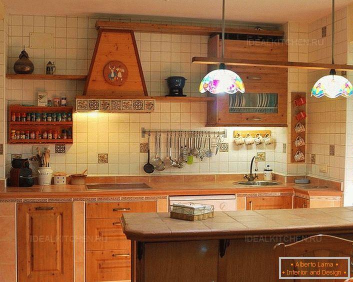 Super Die küche im mediterranen stil dekorieren (55 bilder) EF19