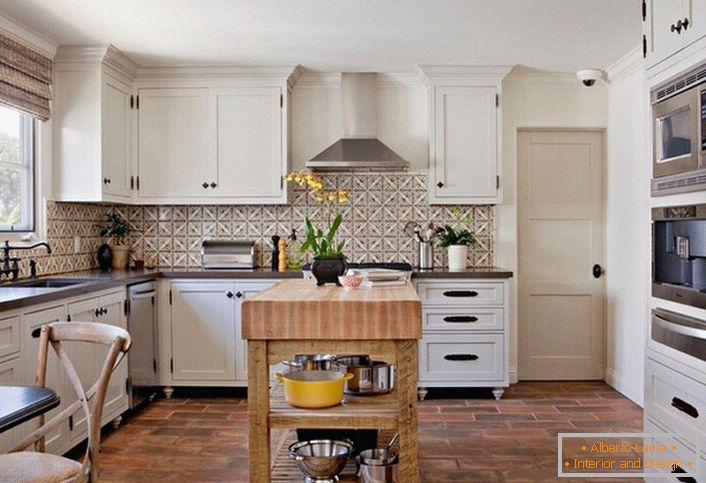 Sehr Die küche im mediterranen stil dekorieren (55 bilder) IV58