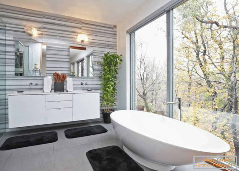 Das badezimmer mit fliesen dekorieren - die besten ideen für