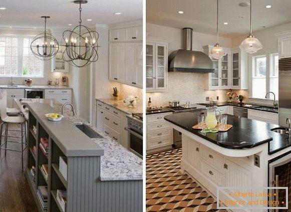 Küchenbeleuchtung Ideen arbeit und dekorative beleuchtung in der küche (ideen mit