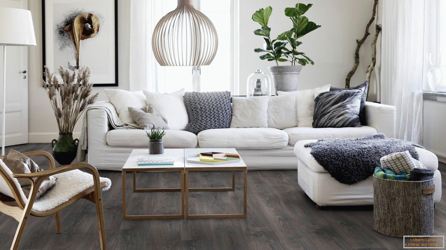 grauer boden auf 75 foto beispielen im innenraum. Black Bedroom Furniture Sets. Home Design Ideas