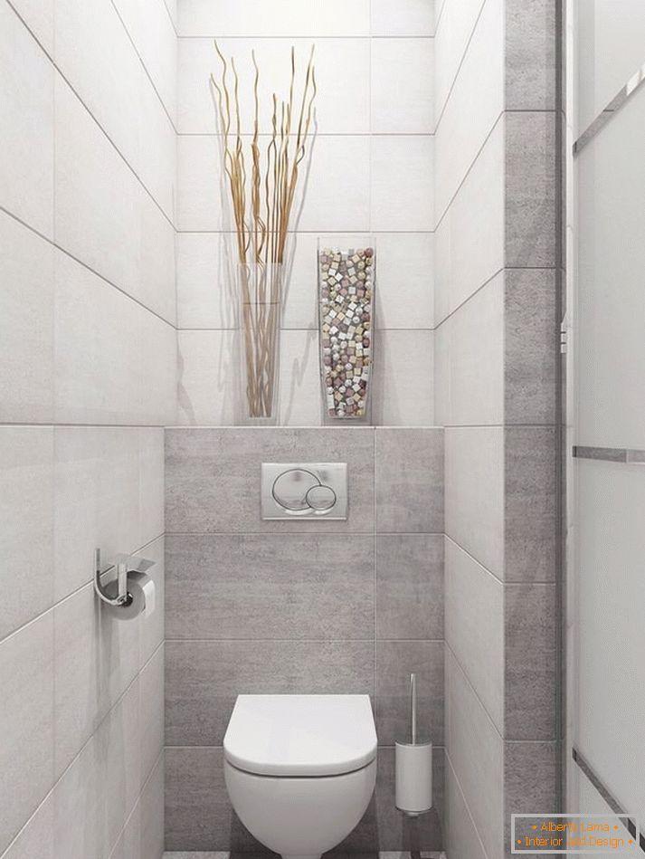 Modernes toiletten design