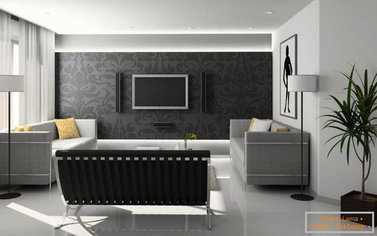 Schlafzimmer In Zwei Farben Foto Beispiele Wie Man Ein